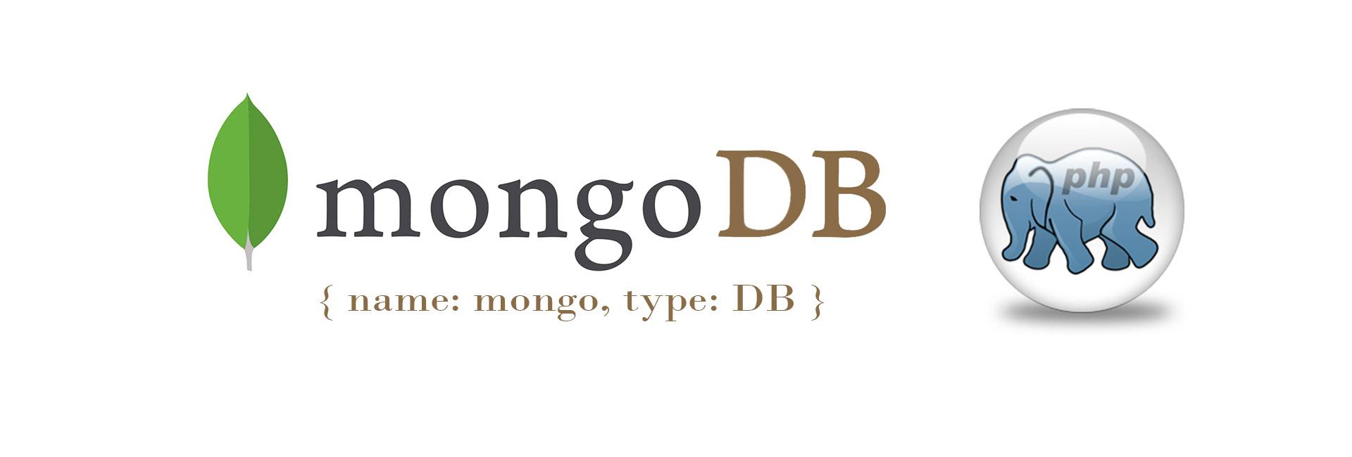 MongoDB I PHP