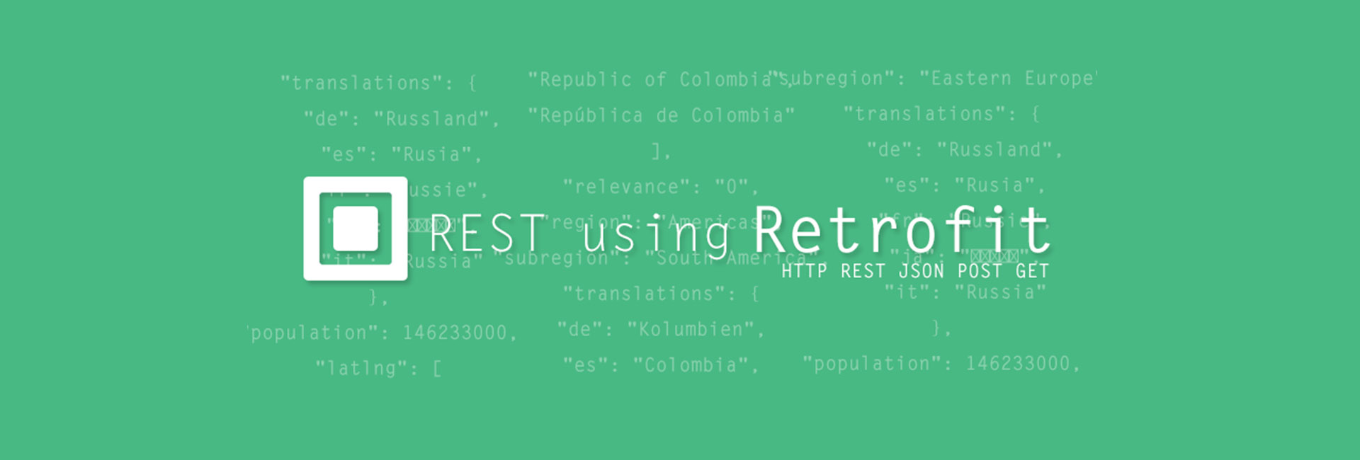 Retrofit networking library for Android