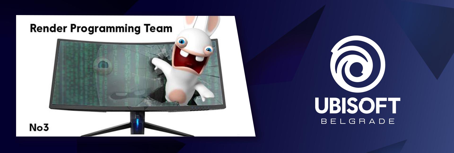 Intervju sa Ubisoft Belgrade timom – Render Programming tim