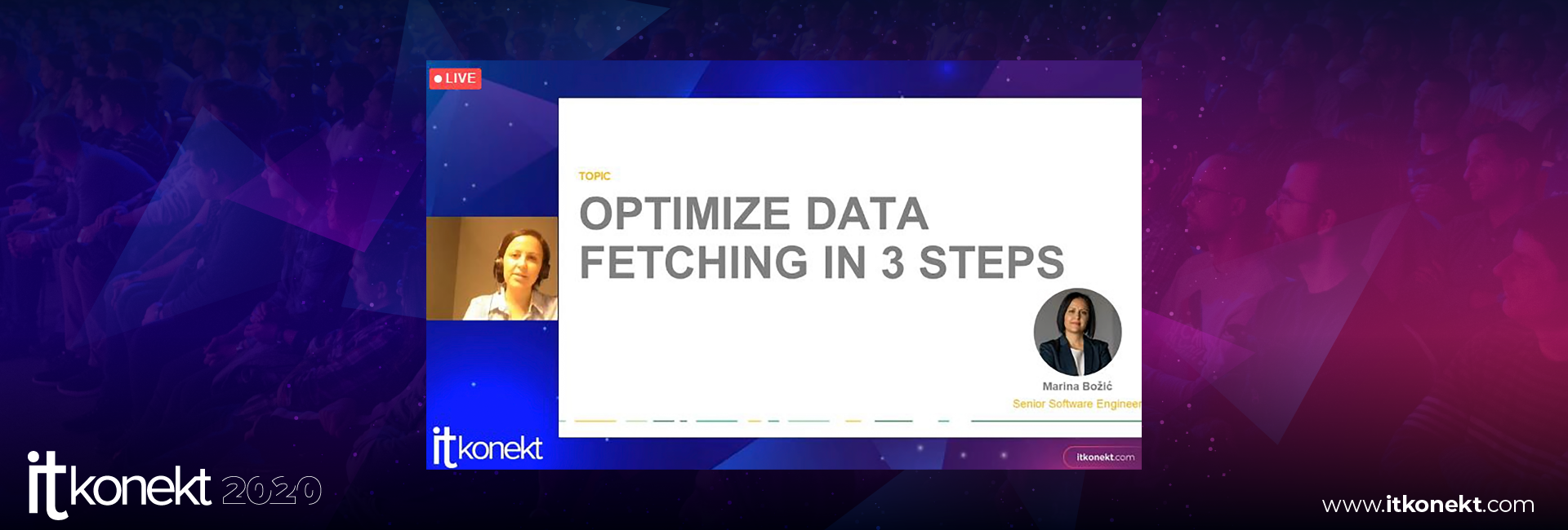 Optimize data fetching in 3 steps in Java Spring Application